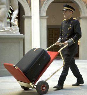 Bagage trolley-0