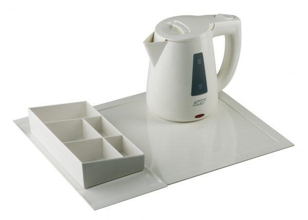 Hospitality tray set incl. waterkoker-2839