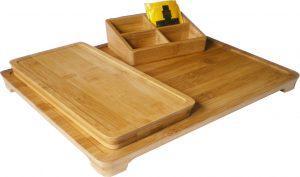 Hospitality Tray (bamboe)-0