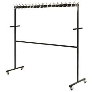 Wardrobe rack - mobile