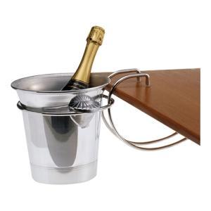 Wine cooler table top bracket
