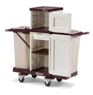 Housekeepingwagen van polypropyleen MA00-2957