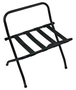 Kofferrek zwart staal-0