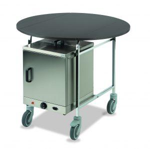 Roomservice tafel-0