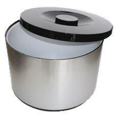 Aluminium ijsemmer-0