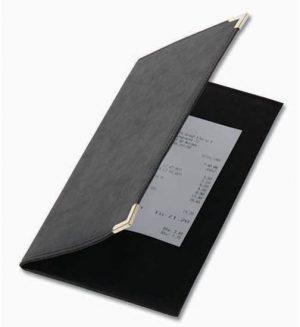Zwarte rekeningmap-0