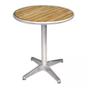 Table with wooden tabletop-0