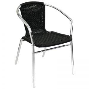 Rotan stoel-0