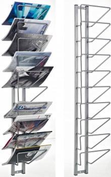 Wall brochure rack-0