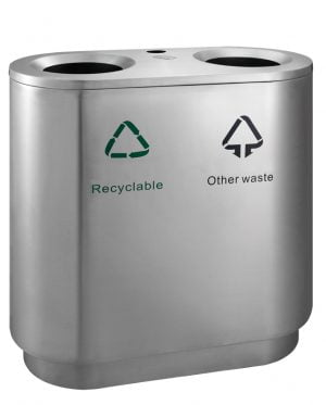 Recycling afvalbak-0