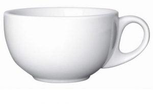 Budget - Cappuccino kop-0