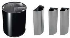 Afvalbak voor gescheiden afval-3554