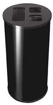Abfallbehälter für Abfalltrennung.-0
