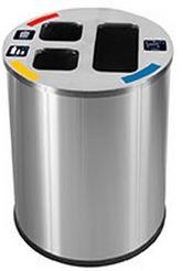 Afvalbak voor gescheiden afval-0