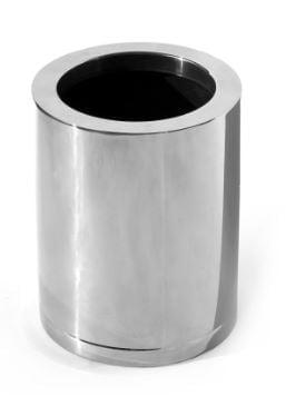 Afvalbak - RVS-0