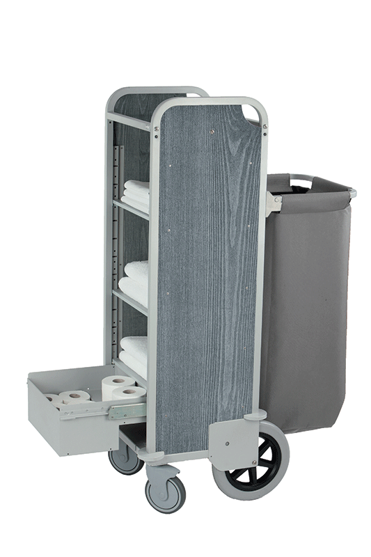 Housekeeping trolley - klein-0