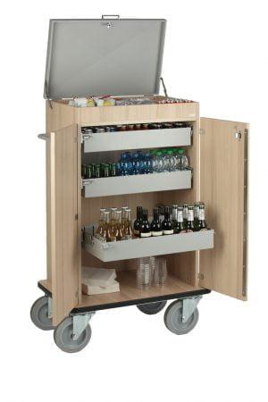 Bar service cart-0