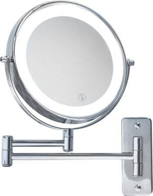 Scheerspiegel wandmodel met verlichting-0