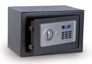 Kluis met LCD display-0