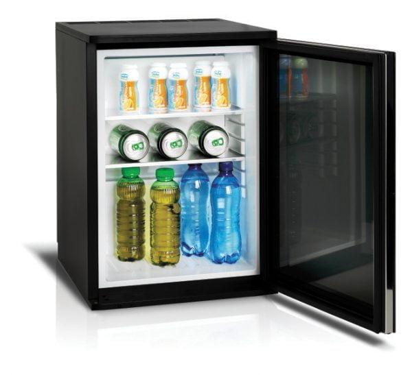 Minibar met spiegelglazen deur-5311