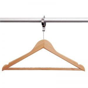 Hanger met anti-diefstal ring-0