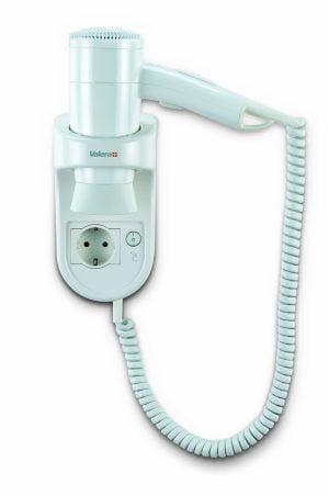 Haardroger met stopcontact-0