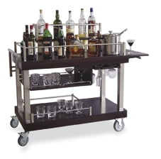 Drank serveerwagens