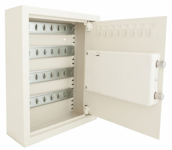 Key cabinet with electronic lock-0