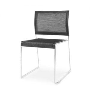 Stapelbare stoel -0