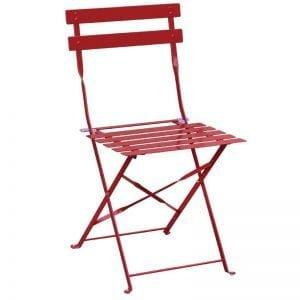 Bistro stoel - diverse kleuren (set van 2)-0