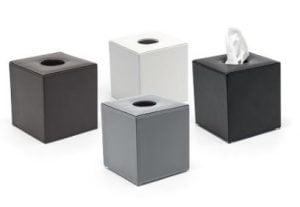 Kunstlederen tissue cover-0