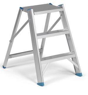 Aluminium folding stool-0