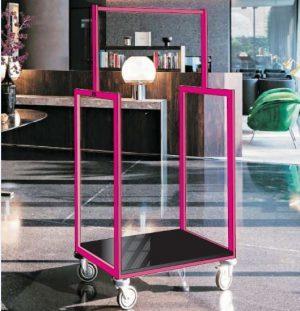 RAL coating bagagetrolley-0