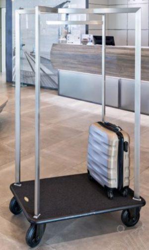 Luggage trolley-0