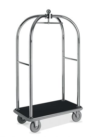 Bagagetrolley - Zilverkleurig-0