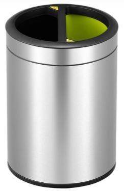 Recycle afvalbak 2 x 5L-0