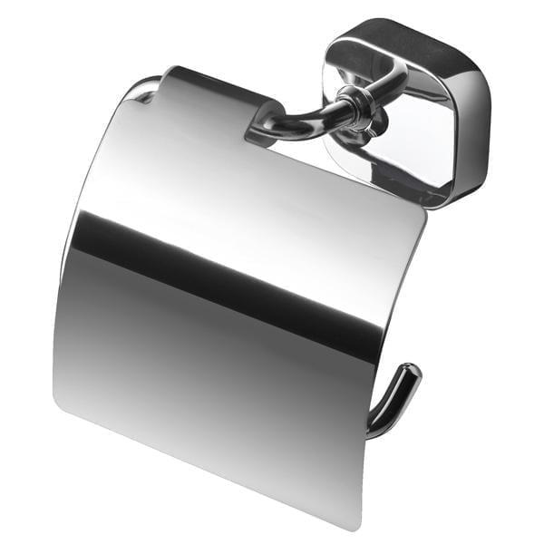 Toiletrolhouder met klep-0
