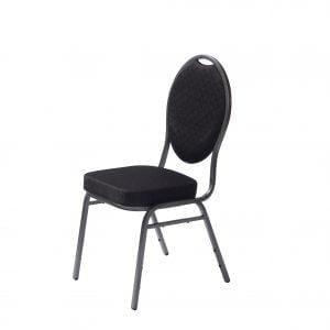 Banqueting stoel ronde rug-0