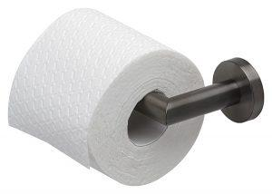 Toilet and spare roll holder-0
